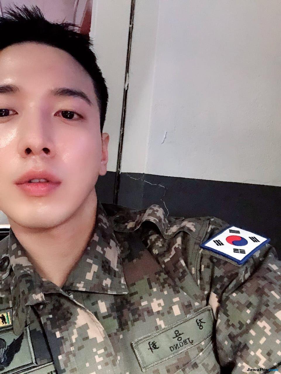 11 Artis Korea Ini Akan Keluar Wajib Militer 2019