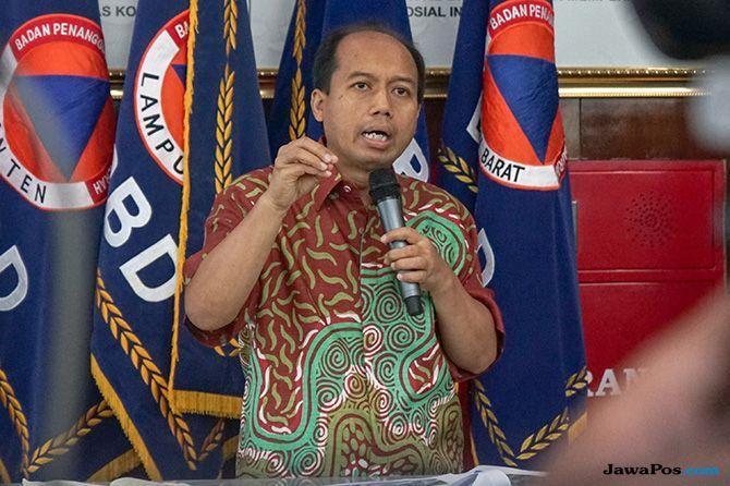 11 Lokasi Calon Huntara untuk Tampung Pengungsi Tsunami Selat Sunda