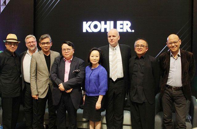 KOHLER Beri Penghargaan Bagi Arsitek Terbaik Berstandar InternasionalKOHLER Beri Penghargaan Bagi Arsitek Terbaik Berstandar Internasional