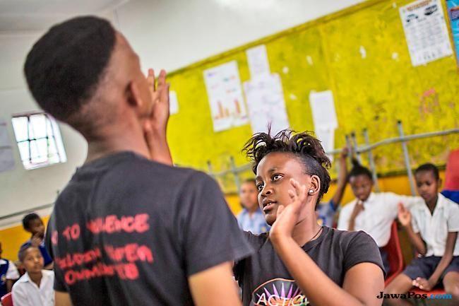 pemerkosaan, kekerasan seksual, afrika selatan,