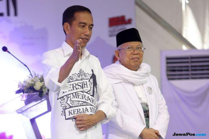 1.500 Kiai Kampung Jabar Nyatakan Dukungan ke Jokowi-Ma'ruf