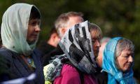 Perempuan Selandia Baru Kenakan Hijab Dukung Muslim