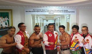 10 Binaragawan Ikuti Kejuaraan di Singapura
