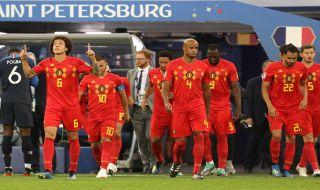Piala Dunia 2018, Timnas Belgia, Timnas Inggris, Belgia vs Inggris