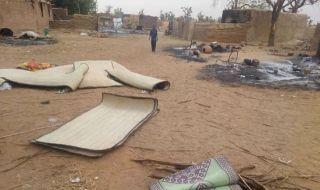 134 Warga Mali Tewas Dibantai