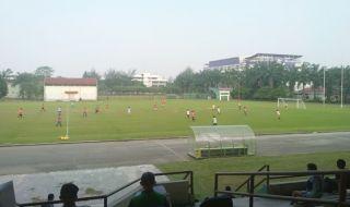 149 Pemain Ikuti Seleksi Tim Sepak Bola Pra PON Sumut
