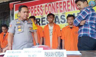 3 Kasus Pemerkosaan Terungkap, Polres Asahan Bekuk 5 Orang Pelaku
