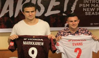 Liga 1, Liga 1 2019, Eero Markkanen, Bruno Matos, Pavel Smolyachenko, PSM Makassar, Arema FC, Persija Jakarta