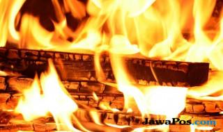 Kebakaran di Surabaya