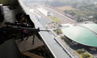 Sniper Gedung DPR