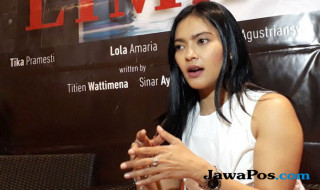 Lola Amaria garap film LIMA