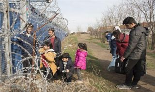 imigran ditahan di turki, imigran,