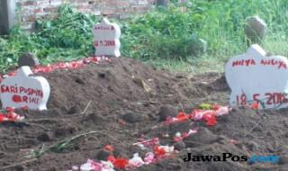 pemakaman teroris