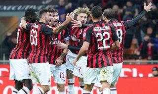 Serie A 2018-2019, Liga Italia, AC Milan, Genoa, AC Milan 2-1 Genoa