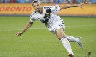 Bursa transfer, AC Milan, LA Galaxy, Zlatan Ibrahimovic