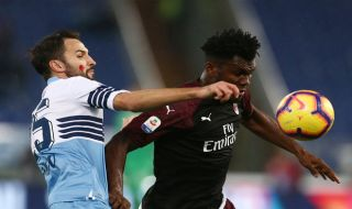 Serie A 2018-2019, Liga Italia, AC Milan, Lazio 1-1 AC Milan, Lazio