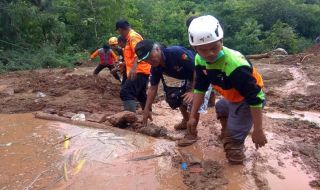 ACT DIJ Kirim Tim Bantu Korban Bencana di Bantul