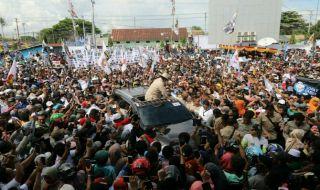 Ada Anak-anak di Kampanye, Jokowi dan Prabowo Sama-sama Langgar Aturan