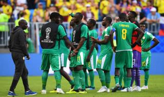 Wakil Afrika, Piala Dunia 2018, Timnas Senegal, Timnas Maroko, Timnas Mesir, Timnas Tunisia, Timnas Nigeria
