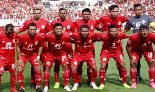 Agenda Kampanye Ganggu Pertandingan Persija vs Kalteng Putra