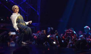 Agnez Mo akan Sampaikan Pesan Positif di Konser #SikatHabis Malam Ini