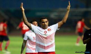 Alberto Goncalves, Beto, Persija Jakarta, Sriwijaya FC