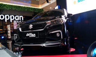 All New Ertiga Sporty, Incar Penyuka Mobil Sporty Look