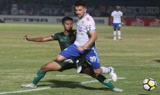 Jonathan Bauman, Persib Bandung, Perseru Serui, Liga 1 2018