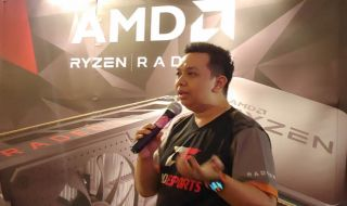 AMD, AMD Rock Tour Vol 2, AMD Esports Overclocking