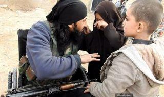 isis, anak tawanan isis, tawanan isis, syria,