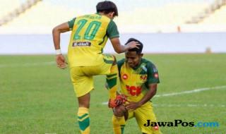 Evan Dimas, Ilham Udin, Andik Vermansah, Malaysia, Kedah FA, Selangor FA
