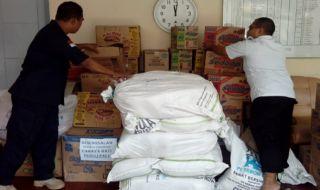 PMI kabupaten malang bantuan gempa sulteng