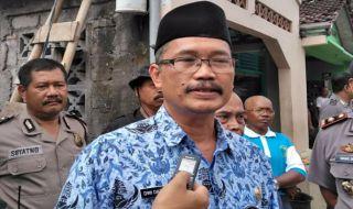 Kepala BPBD Kabupaten Bantul, Dwi Daryanto.