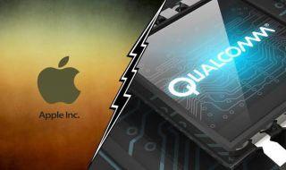 Apple Dituntut Bayar Rp 441 Miliar ke Qualcomm karena Hak Paten