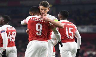 Liga Europa 2018-2019, Arsenal, Qarabag, Arsenal 1-0 Qarabag