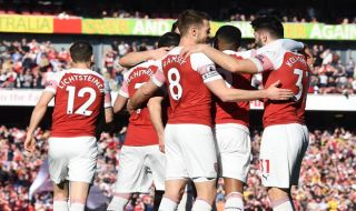 Premier league 2018-2019, Liga Inggris, Arsenal, Southampton, Arsenal 2-0 Southampton