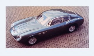 Aston Martin DB Zagato Uzur Dibanderol Rp 185 M