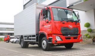 Astra UD Trucks Pamer Kehandalan Performa Kuzer RKE 150