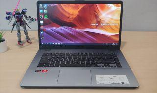 Asus Vivobook X505ZA, AMD Ryzen 7 2700U, Asus Vivobook AMD Ryzen