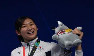 Rikako Ikee, renang, Jepang, Asian Games 2018