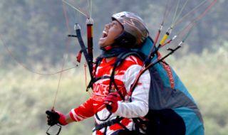 Asian Games 2018, Jafro Megawanto, Paragliding, Paralayang, Kontingen Indonesia, Indonesia