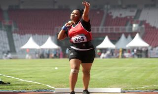 Asian Para Games 2018, Tolak Peluru, Suparniyati