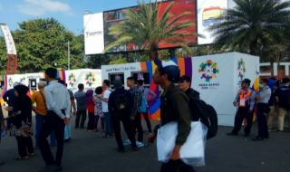 Asian Games 2018, venue Asian Games 2018, Indonesia, Jakabaring