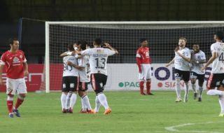Piala presiden 2019, Semen padang, bali united, Semen Padang 1-2 bali United
