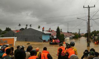 Banjir Bandang Gowa Disebabkan Pintu Bendungan Bili-bili Dibuka