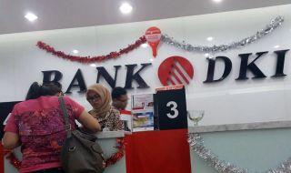 Bank DKI Bukukan Laba Bersih Rp 800,3 Miliar di 2018