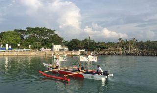 Bantuan perahu ACT
