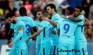 La Liga 2017-2018, barcelona, Leganes,