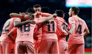 La Liga 2018-2019, Liga Spanyol, Espanyol, Barcelona, Espanyol 0-4 Barcelona, Derby Catalan