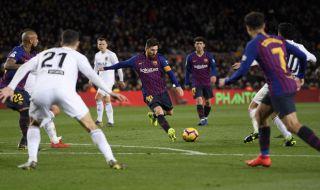 La Liga 2018-2019, Liga spanyol, Barcelona, valencia, Barcelona 2-2 Valencia